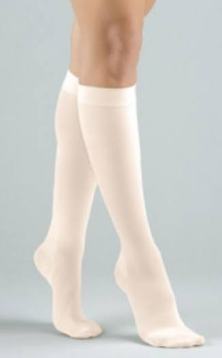 Activa 20-30 mmHg Soft Fit Knee High Socks - Black, X-Large