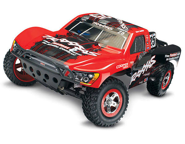 Traxxas Slash 1/10 Scale 2WD Short Course Racing Truck with TQ 2.4GHz Radio System - Mark