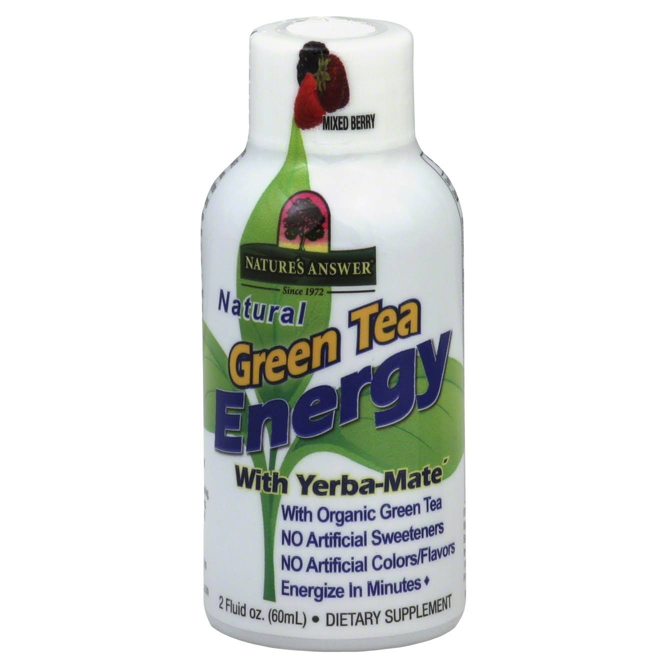 Nature's Answer Green Tea Energy