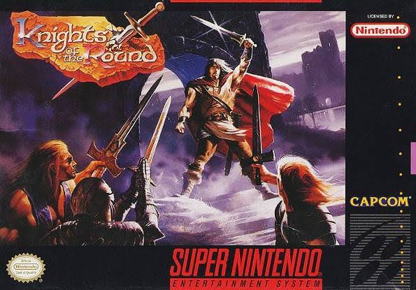 Knights Of The Round [Super Nintendo]