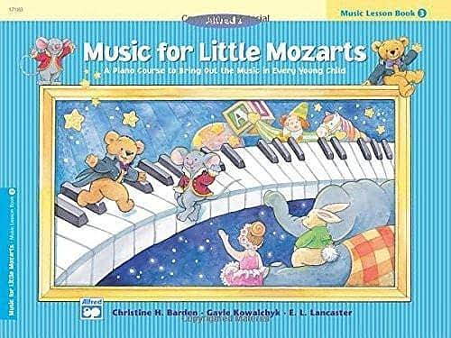 Music For Little Mozarts - Christine H. Barden