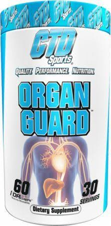 Ctd Sports Organ Guard 60
