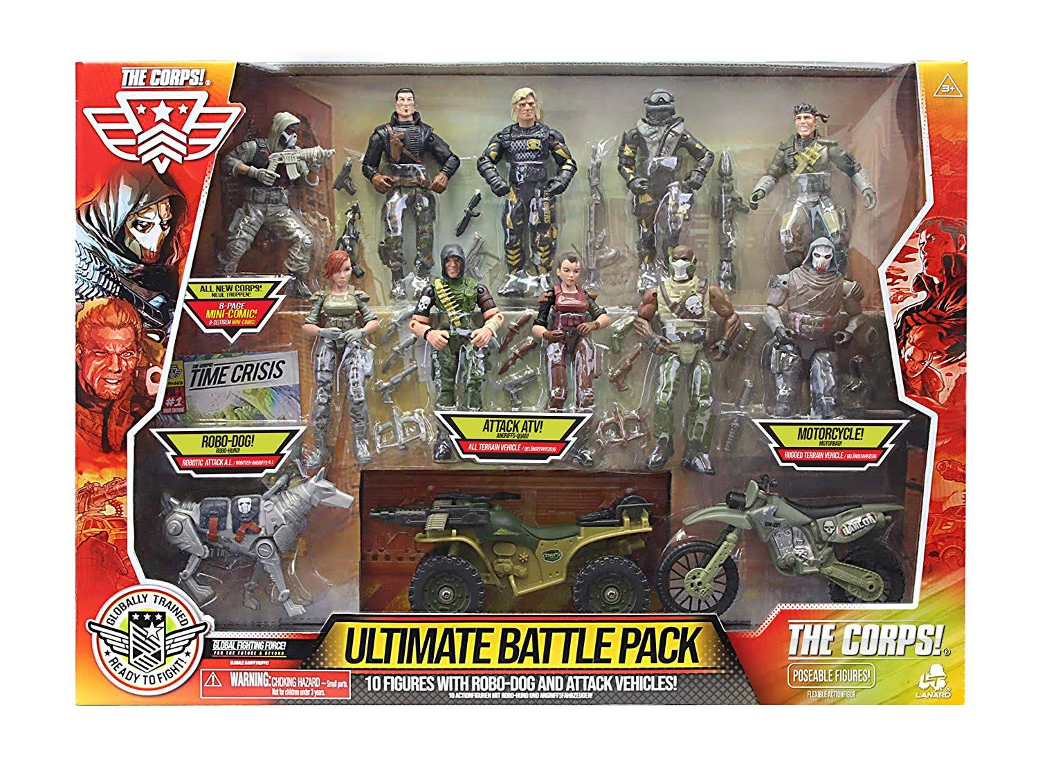 The Corps - Ultimate Battle Pack