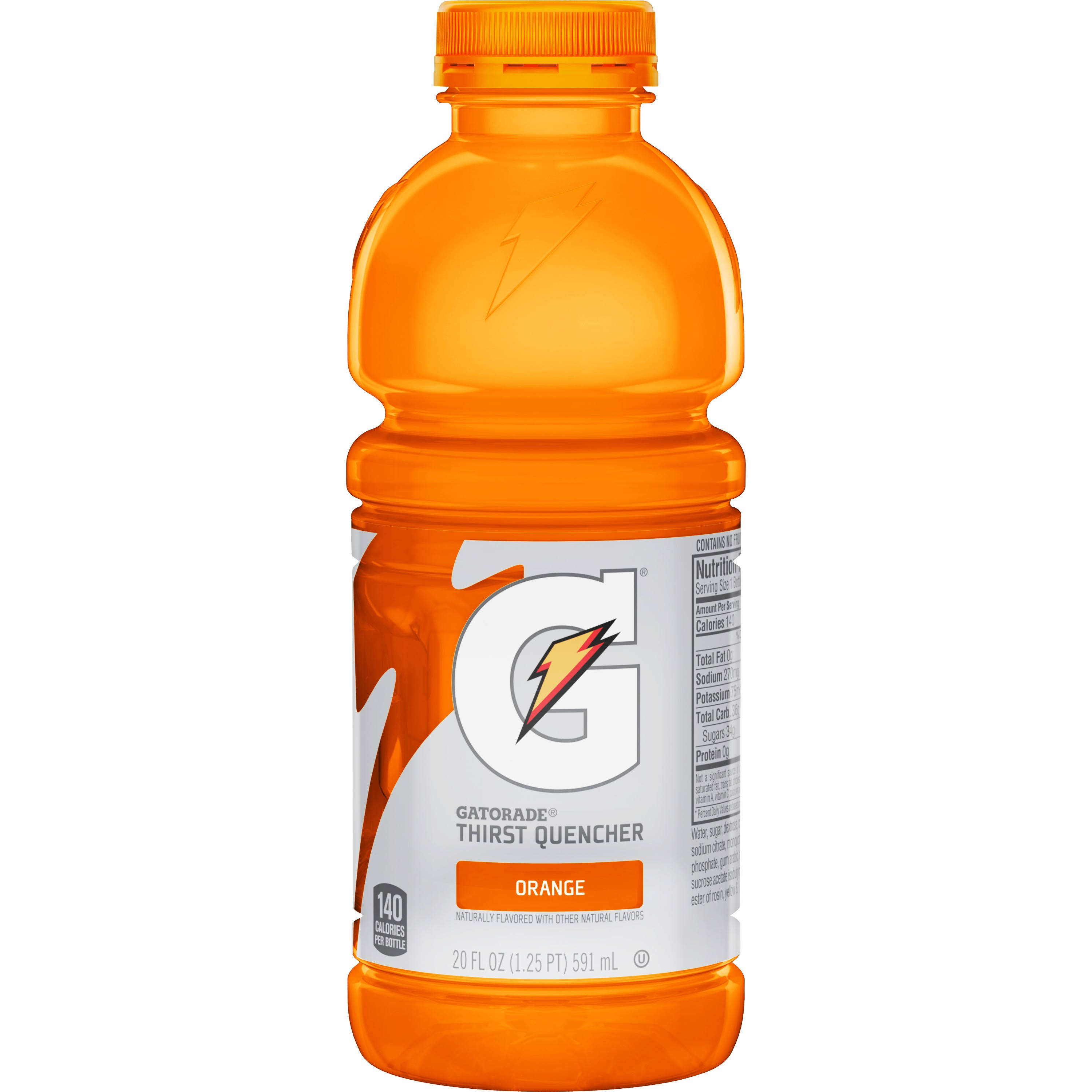 Gatorade - Orange, 590ml