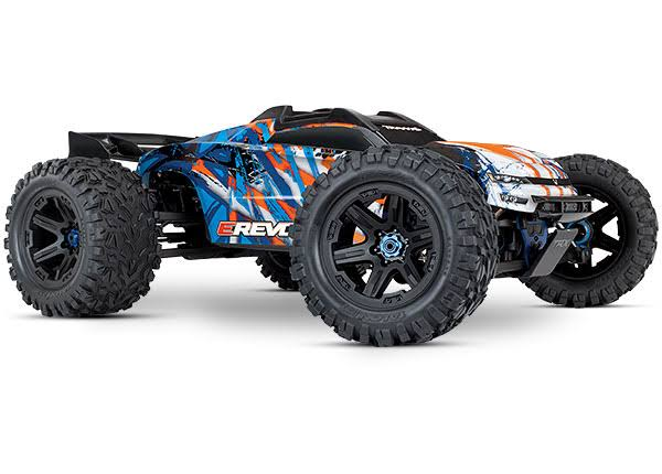 Traxxas 85076-4 Unlimited Desert Racer Pro-Scale 4WD Race Truck - Orange