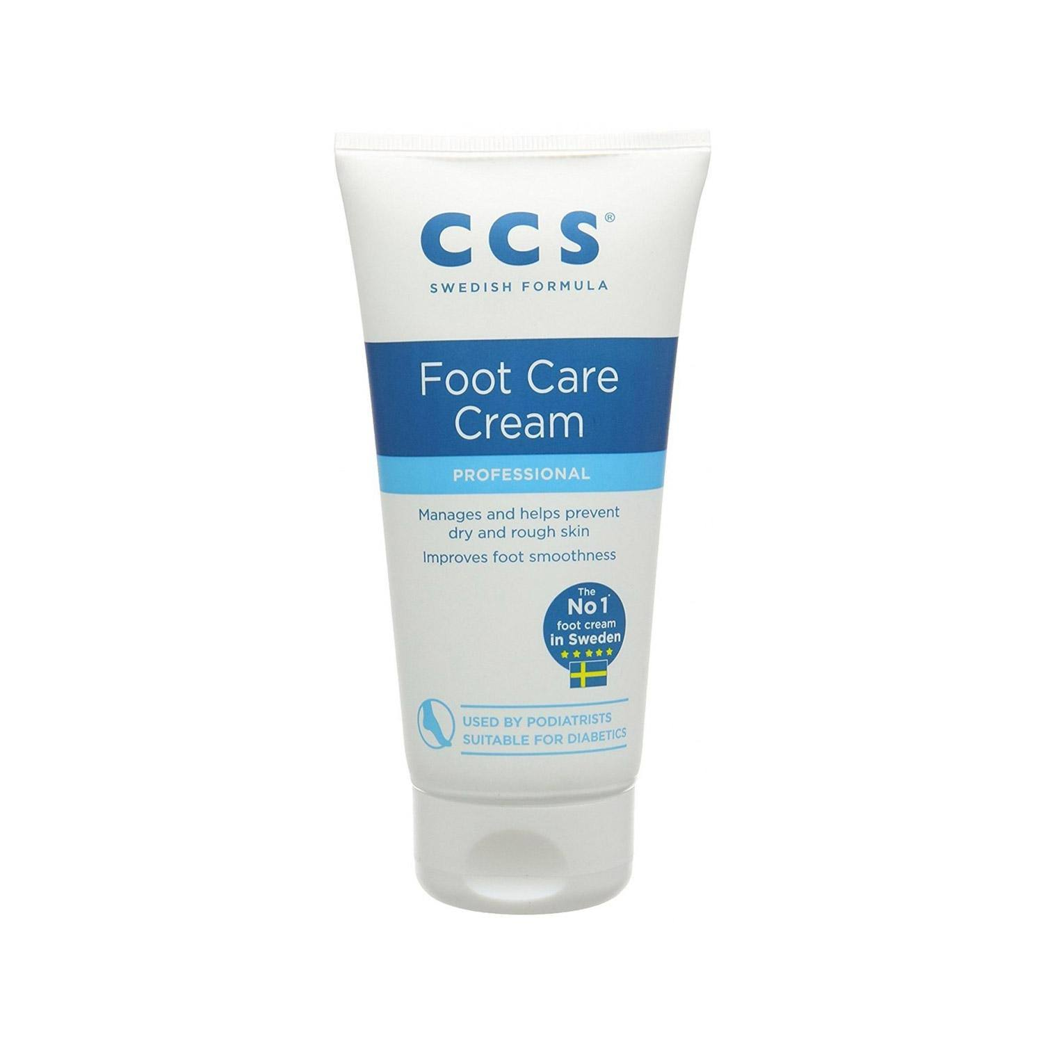 Ccs Professional Foot Care Cream - 175ml