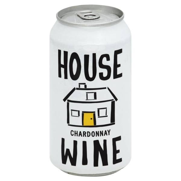 House Wine Chardonnay - 375 ml