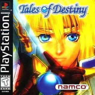 Tales of Destiny - PlayStation 1