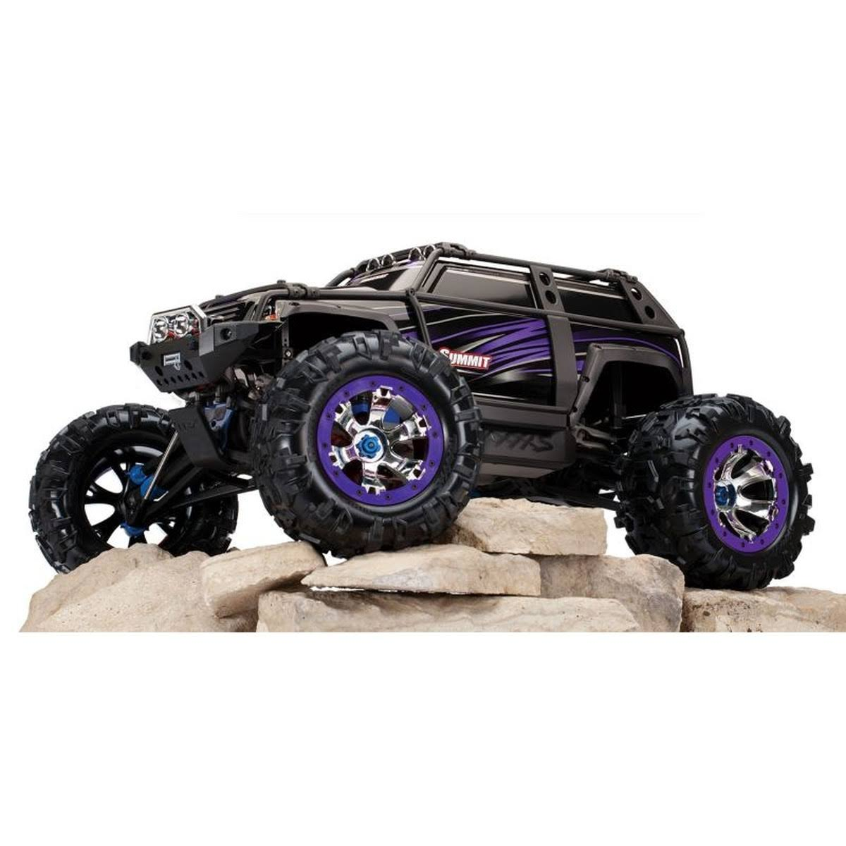 Traxxas 1/10 Summit 4WD RTR Monster Truck w/TQi Purple