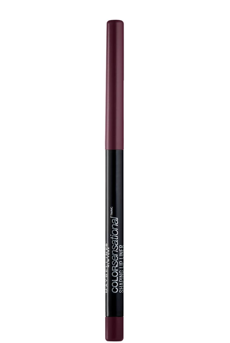 Maybelline Color Sensational Shaping Lip Liner - 110 Rich Wine, 5g