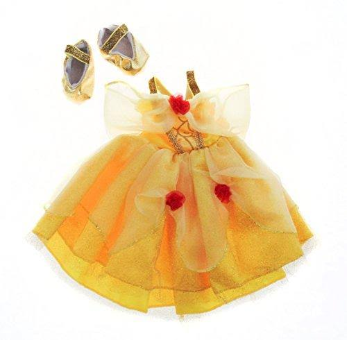 Creative Education Great Pretenders Belle Doll Dress with Slippers & Tiara Costume