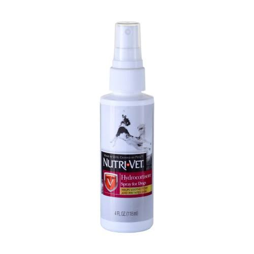 Nutri-vet Hydrocortisone Spray - 4oz