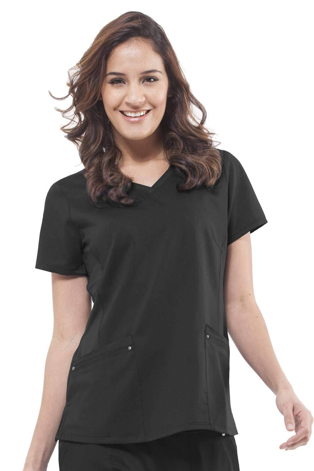 Healing Hands Purple Label 2245 Juliet Scrub Top