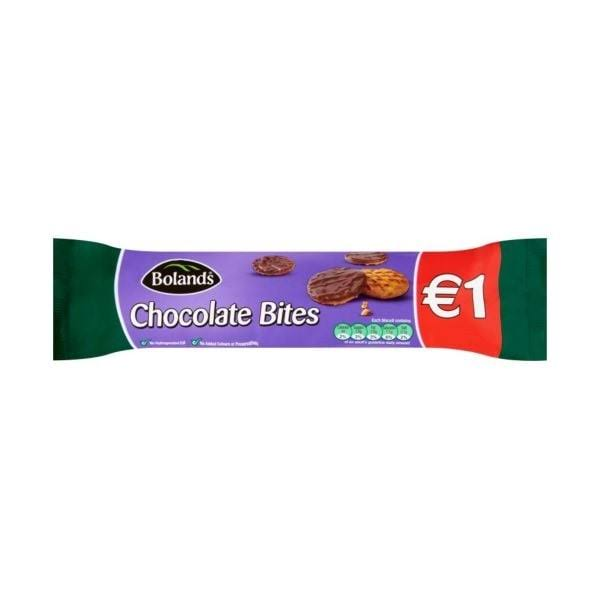 Bolands Chocolate Bites - 135g