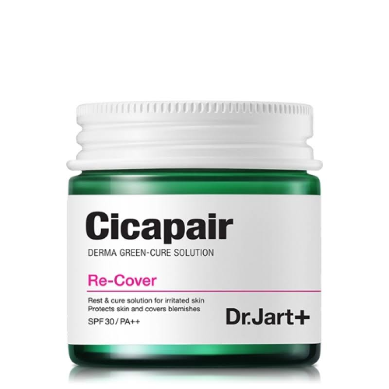 [ Dr.Jart+ ] Cicapair Derma Green-Cure Solution Recover Cream 50ml