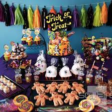 Ideas For Halloween Food Names by Kid Friendly Halloween Party Ideas Popsugar Moms