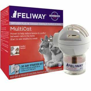 Ceva Animal Health Feliway MultiCat Starter Kit - 48ml