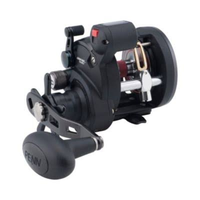 Penn WAR20LWLC Warfare Level Wind Reel