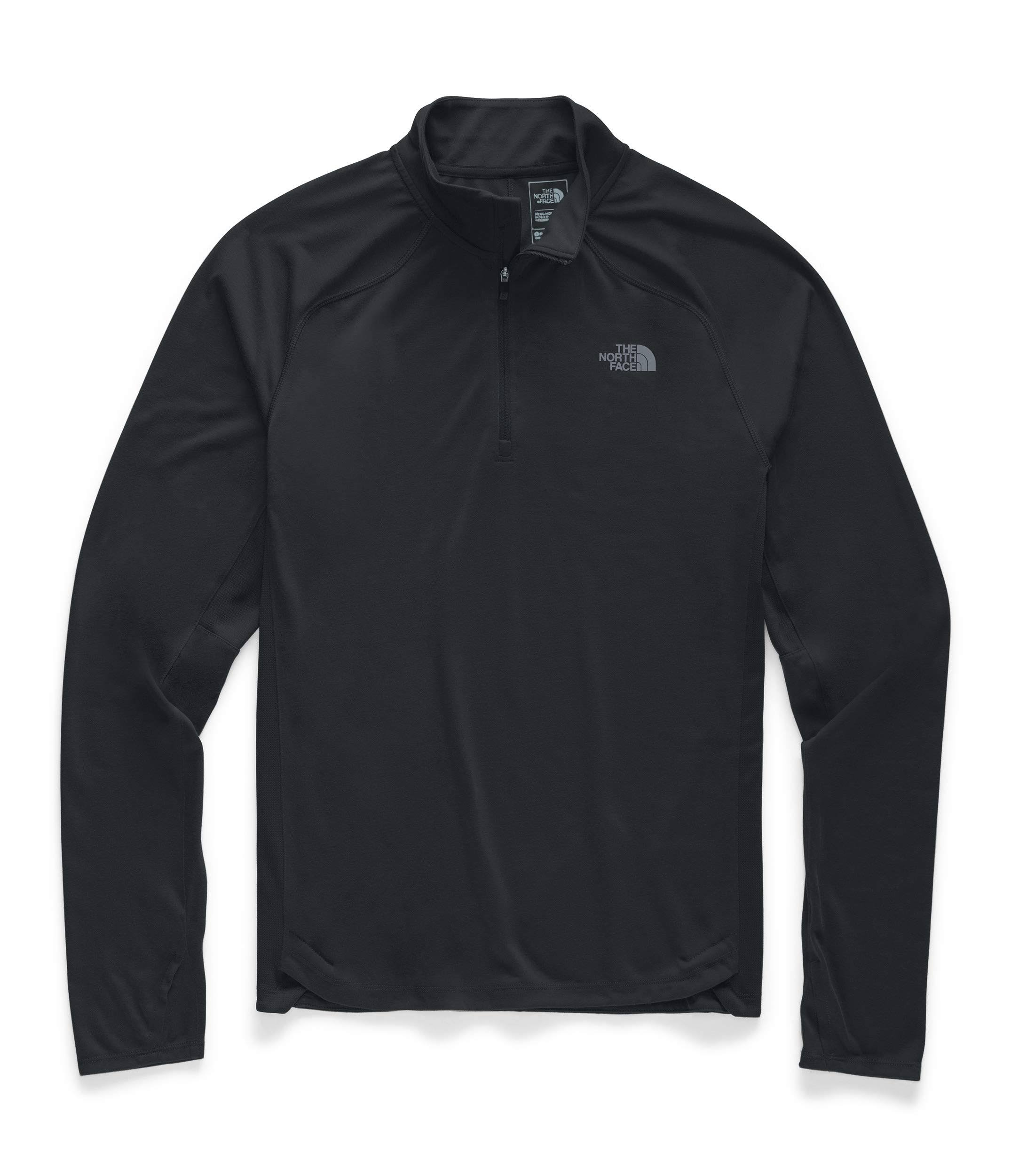 The North Face Men's Essential 1/4 Zip TNF Black / M