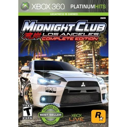 Midnight Club: Los Angeles Complete Edition - Xbox 360