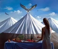 Diogenes Lampara Hombre Honrado by Surrealismo Iv Vladimir Kush Y Salvador Dalí Bagatela