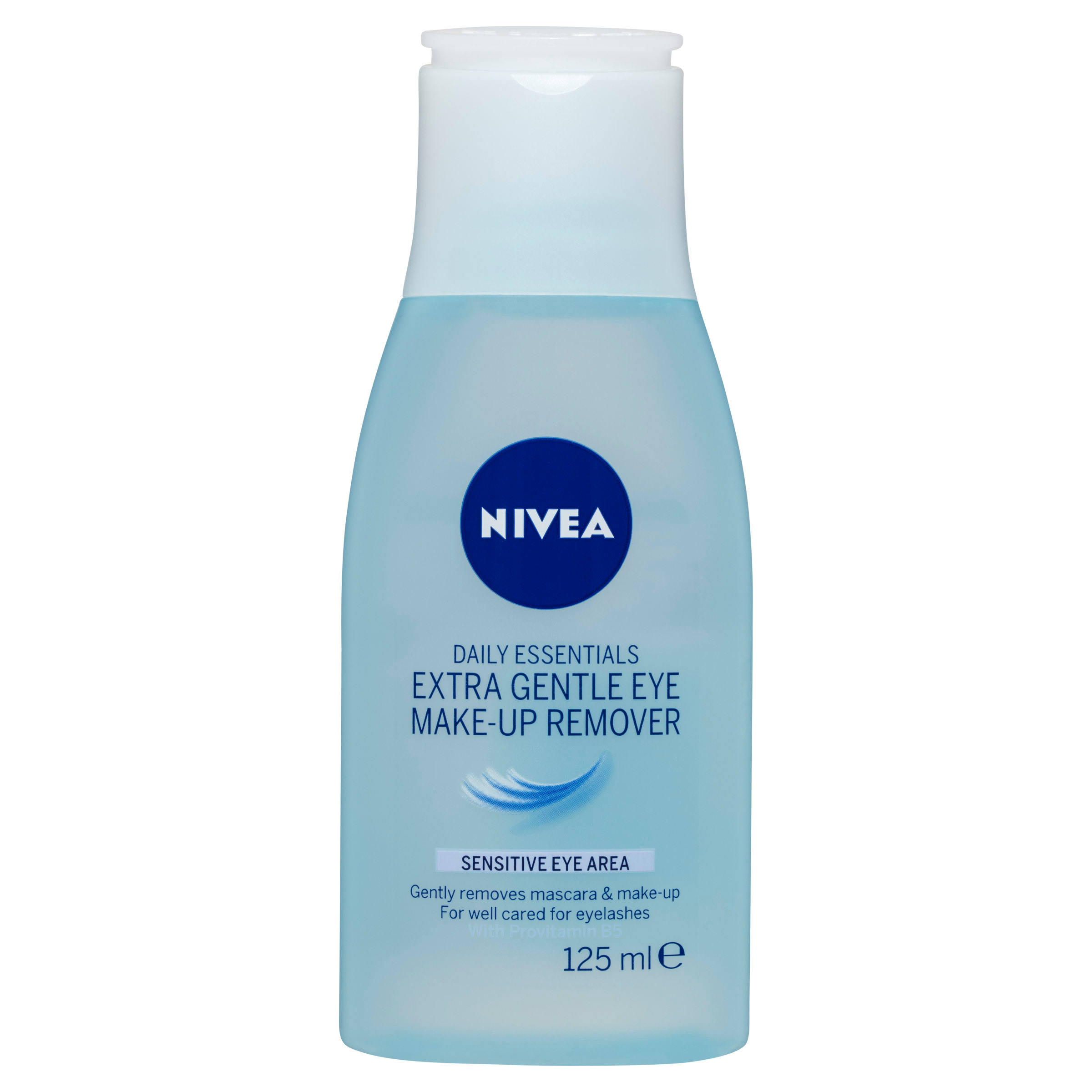 Nivea Gentle Eye Make-Up Remover - 125ml