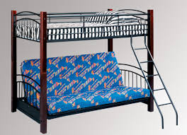 custom twin over futon bunk bed instructions decorate twin over
