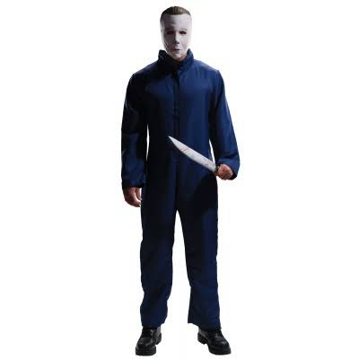 Rubie's Halloween Jumpsuit Costume - Michael Myers