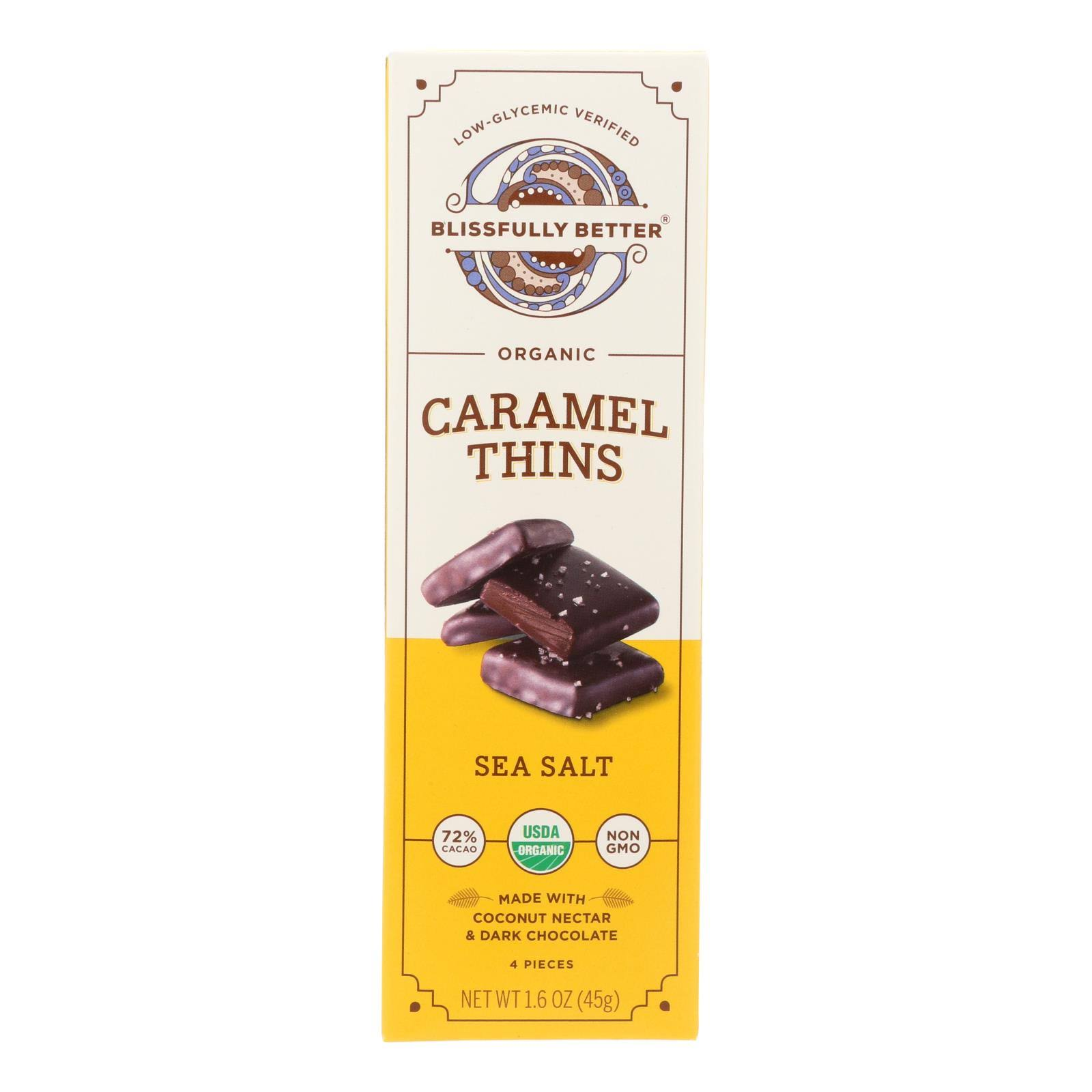 Blissfully Better: Chocolate Sea Salt Caramel, 1.6 oz