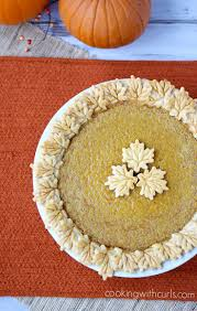 Libbys Pumpkin Pie Mix Ingredients by Dairy Free Pumpkin Pie Cooking With Curls