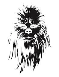 Wolf Pumpkin Stencils Free Printable by Star Wars Pumpkin Patterns Nerd Black Belt Second Degree