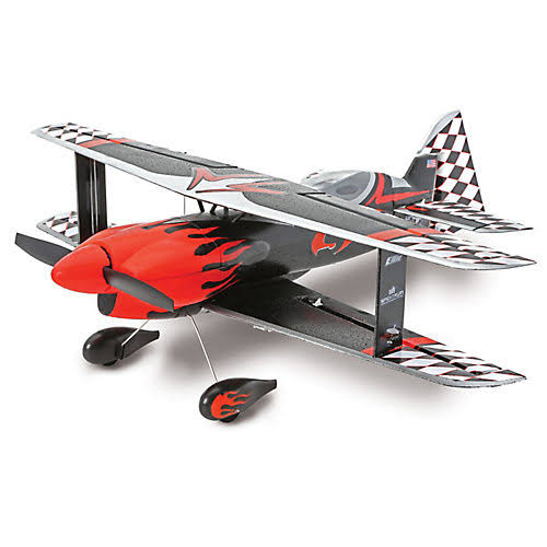 E-Flite UMX P3 Revolution BNF Basic RC Airplane