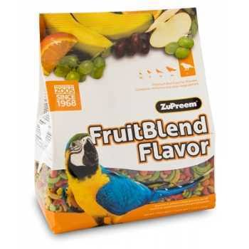 ZuPreem Fruit Blend Bird Food Large Parrot - 3.5lb