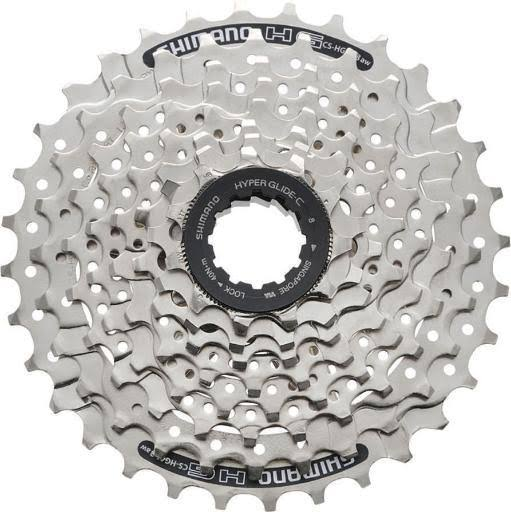 Shimano HG41 8 Speed Mountain Bike Cassette