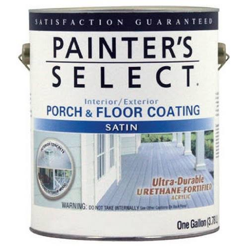 True Value Painter's Select Porch & Floor Coating - Satin, 1gal