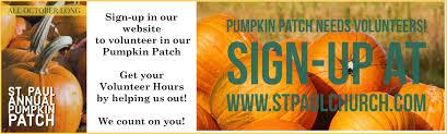 Pumpkin Patch North Bend Oregon by St Paul Catholic Church U0026 Preschool Welcome