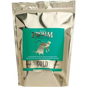 Fromm Gold Holistic Adult Dry Cat Food