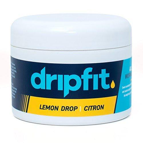 Drip Fit - 8oz Cream - 100% Natural Sweat Intensifier (Lemon)