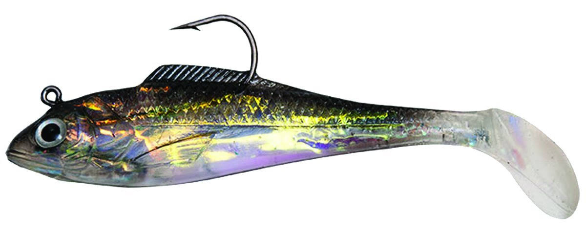 Betts Billy Bay Halo Shad Fishing Lure - 1/4oz