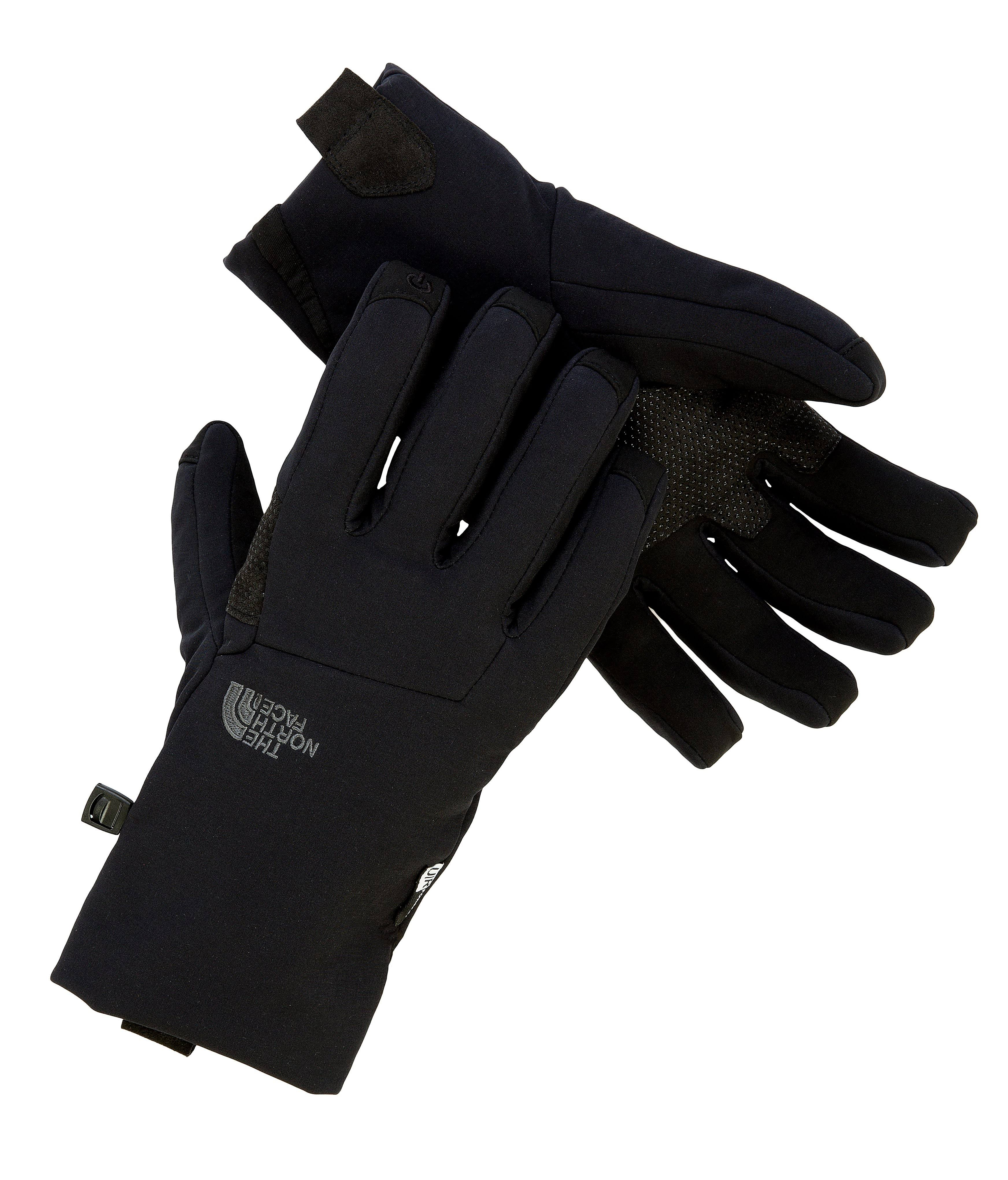 The North Face Apex Etip Gloves - Black, Large