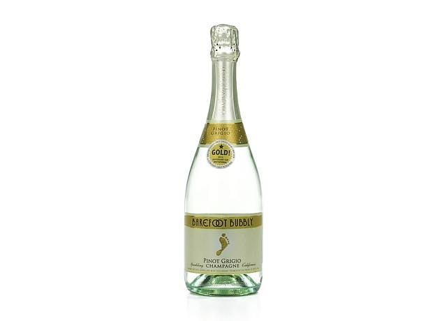 Barefoot Bubbly Pinot Grigio Sparkling Champagne - 750ml