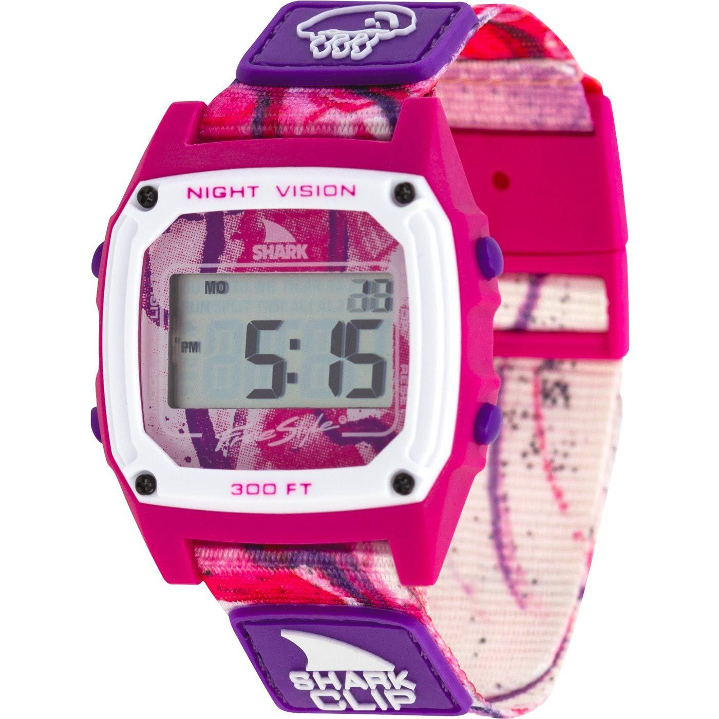 Freestyle Shark Classic Clip Jellyfish Watch - Pink