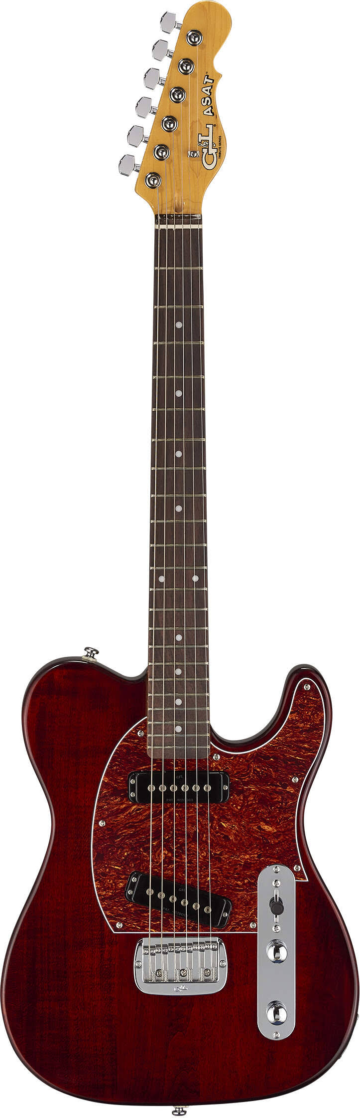 G&L Tribute ASAT Special Electric Guitar - Irish Ale