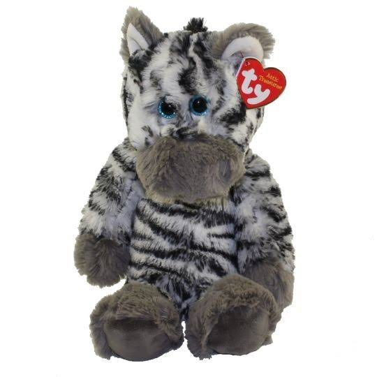 Ty Zahari Zebra Medium Attic Treasure Soft Toy