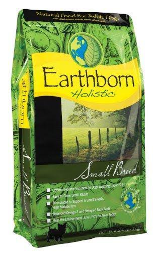 Wells Earthborn Holistic Small Breed Natural Dog Food - 6 Lb