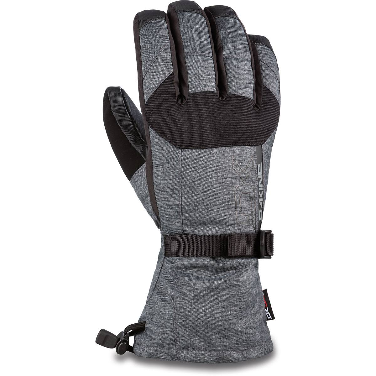 DaKine Men's Scout Gloves - Carbon, Large