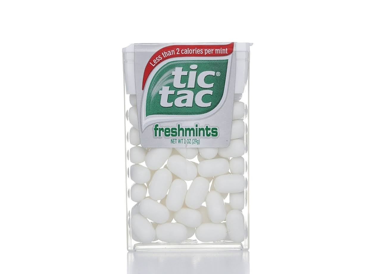 Tic Tac Freshmints - 1 oz