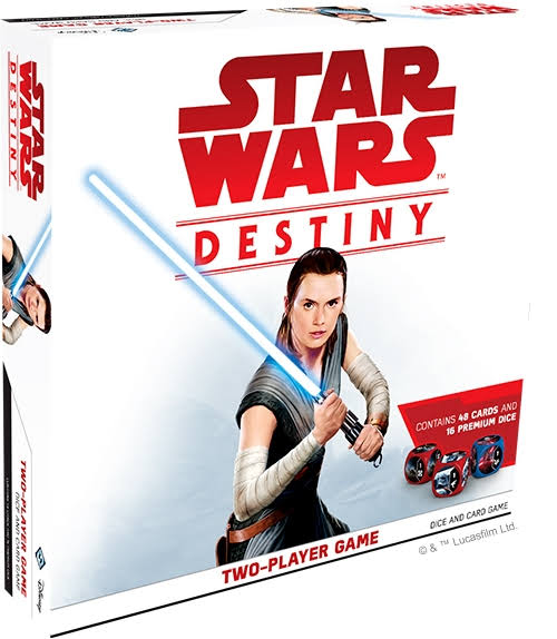 Fantasy Flight Games SWD08 Star Wars Destiny 2 Player Dice and Card Game