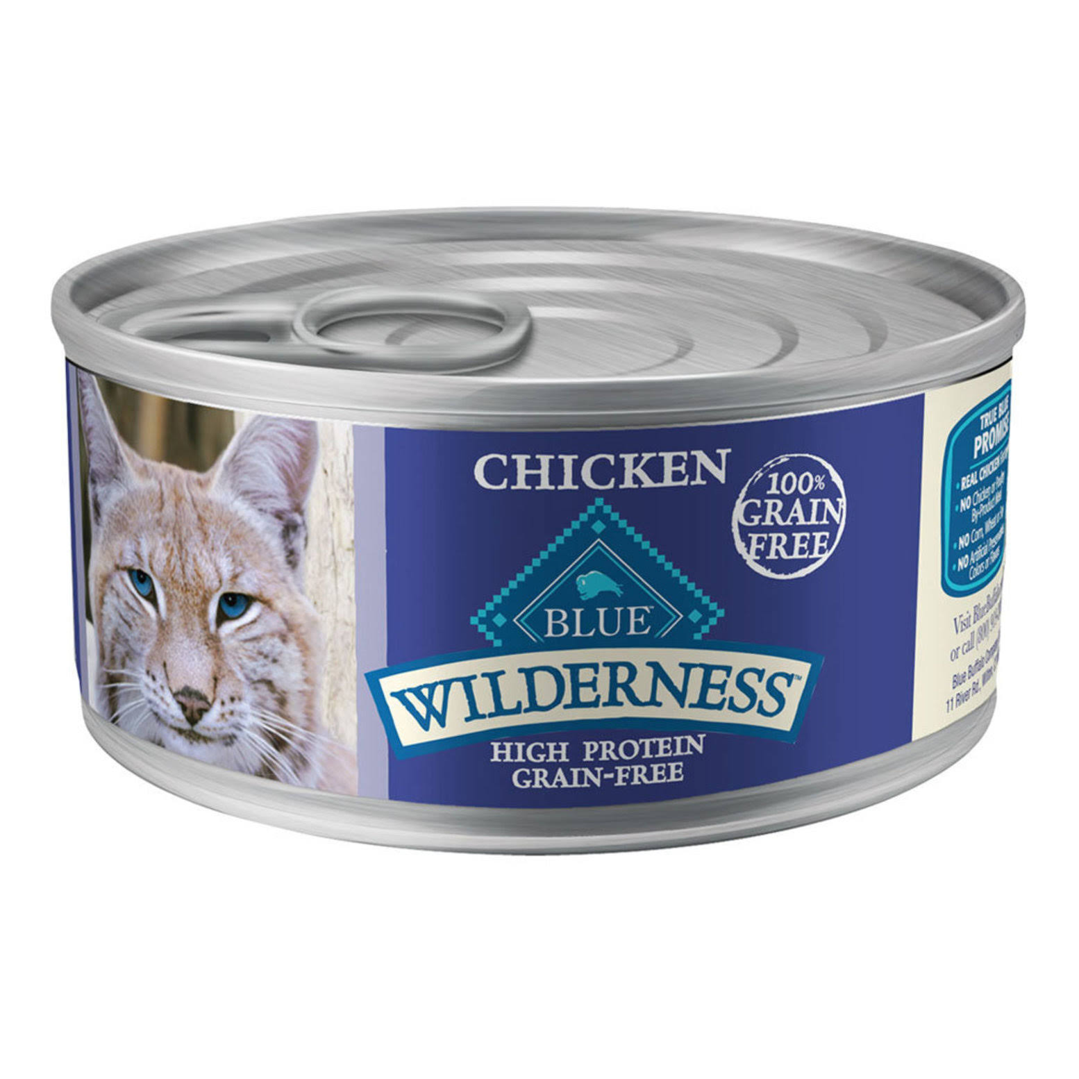 Blue Buffalo Wet Cat Food - Chicken Formula