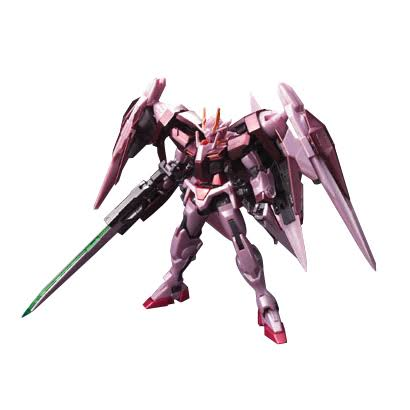 Bandai Gundam High Grade Gundam 00 Model Kit - 1:144 Scale